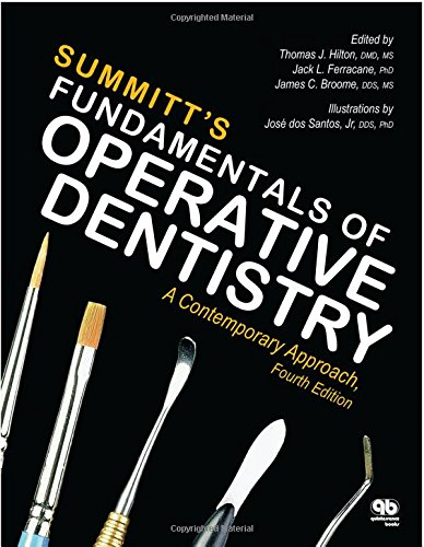 9780867155280: Summitt's Fundamentals of Operative Dentistry: A Contemporary Approach, Fourth Edition