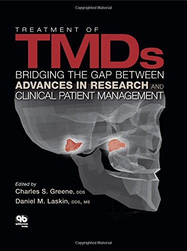 9780867155860: Treatment of TMDs: Bridging the Gap Between Advances in Research and Clinical Patient Management