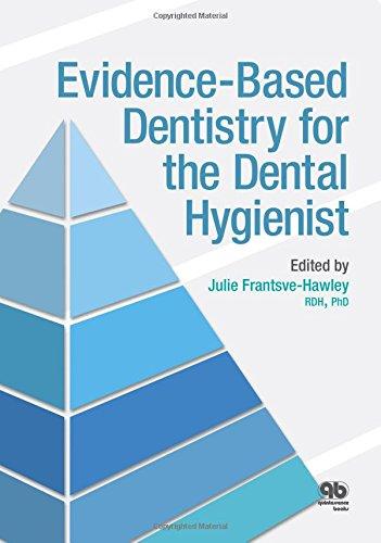 9780867156461: Evidence-Based Dentistry for the Dental Hygienist