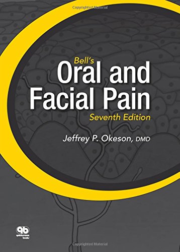 9780867156546: Bells Oral and Facial Pain