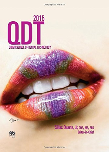 9780867156898: Quintessence of Dental Technology 2015 (QDT) (Qdt Quintessence of Dental Technology)