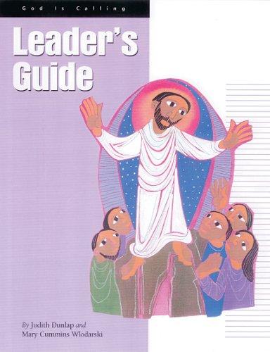 9780867162936: God Is Calling: Leader's Guide