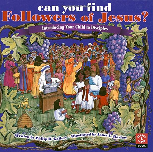 9780867163889: Can You Find Followers of Jesus?: Introducing Your Child to the Disciples