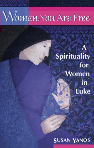 9780867164138: Woman, You Are Free: A Spirituality for Women in Luke
