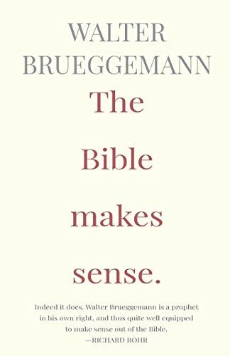 9780867165586: The Bible Makes Sense