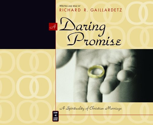 9780867166309: A Daring Promise: A Spirituality of Marriage