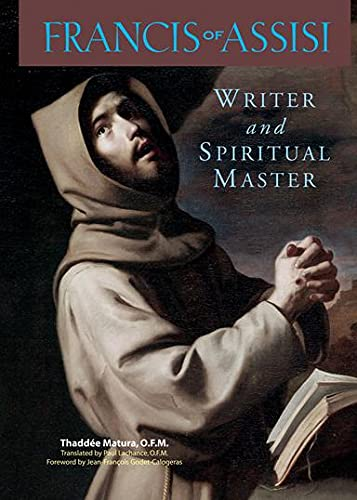 9780867166606: Francis of Assisi: Writer and Spiritual Master