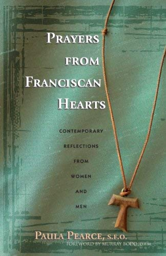 9780867167412: Prayers from Franciscan Hearts: Contemporary Reflections from Women and Men