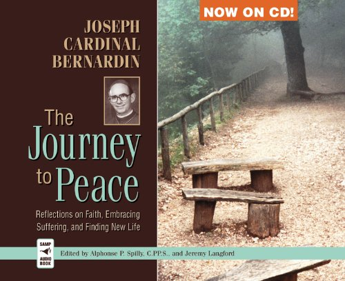 9780867168211: The Journey to Peace: Reflections on Faith, Embracing Suffering, and Finding New Life