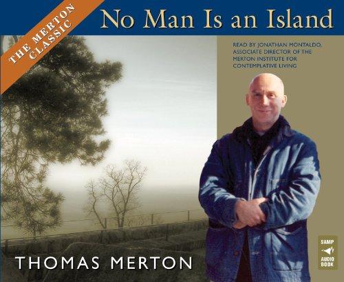 No Man Is an Island (Compact Disc): Thomas Merton