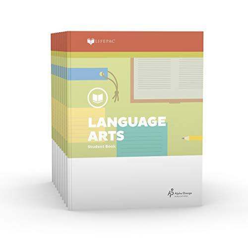 9780867170597: LIFEPAC: Language Arts : Grade 5, Gold