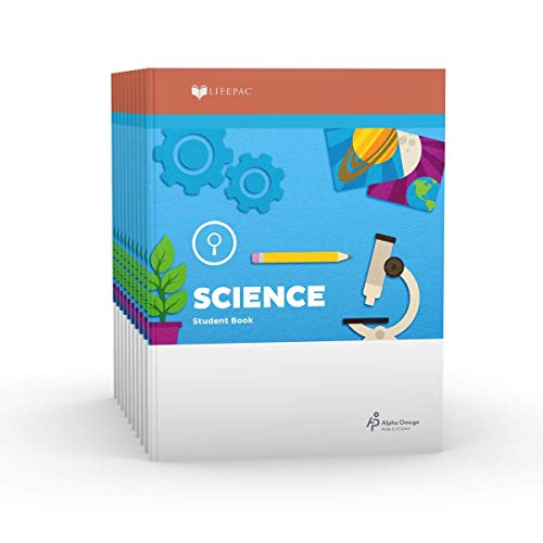 9780867170993: Lifepac Gold Science: Grade 1
