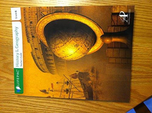 9780867172539: Lifepac History & Geography Grade 6