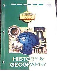 9780867175738: History and Geography 803 War For Independence Grade 8 LifePac Gold (LifePac Gold History and Geography Grade 8)