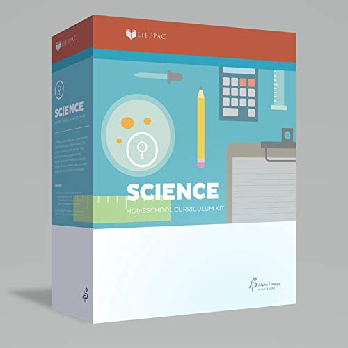 9780867176513: Lifepac Gold Science Grade 3 Boxed Set