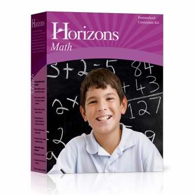 9780867178432: Horizons Mathematics Grade 4 Boxed Set