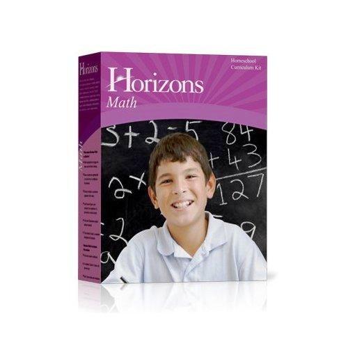 9780867179620: Horizons Mathematics Grade 3: Home School Curriculum Kit (Lifepac)