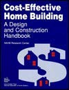 9780867183917: Cost-Effective Home Building: A Design and Construction Handbook : Nahb Research Center