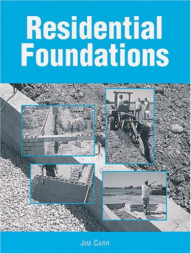 9780867184617: Residential Foundations