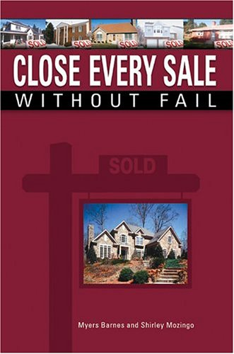 9780867185546: Close Every Sale Without Fail