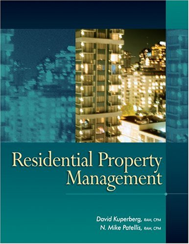 9780867185737: Residential Property Management: Principals and Practices