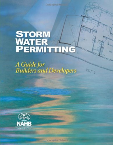 9780867186000: Storm Water Permitting: A Guide for Builders and Developers