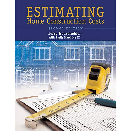 9780867186154: Estimating Home Construction Costs, 2nd Ed.