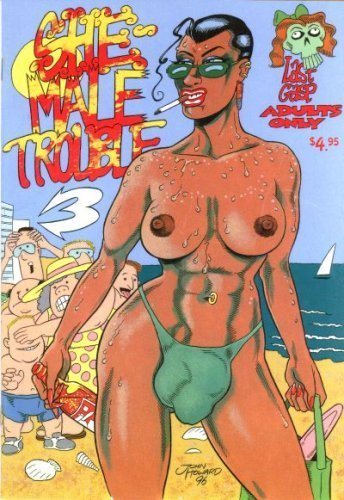 9780867192711: She-Male Trouble #3 /Last Gasp Comics (Rare /First Printing)