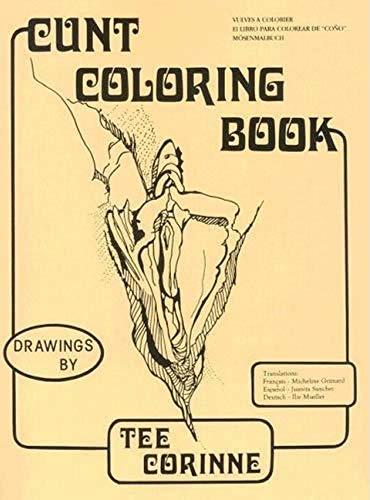 9780867193718: Cunt Coloring Book