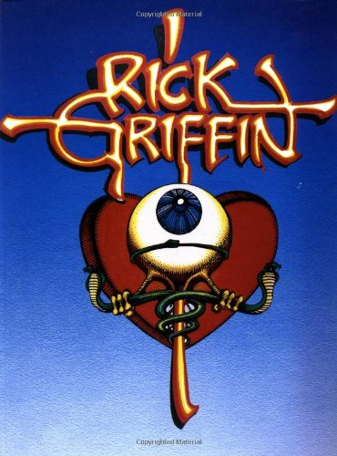 9780867194081: The Art of Rick Griffin