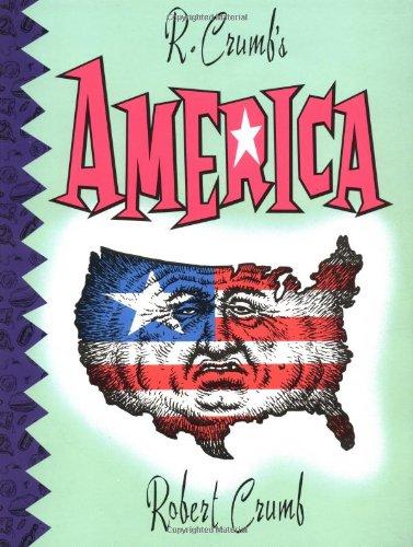 9780867194302: R. Crumb's America