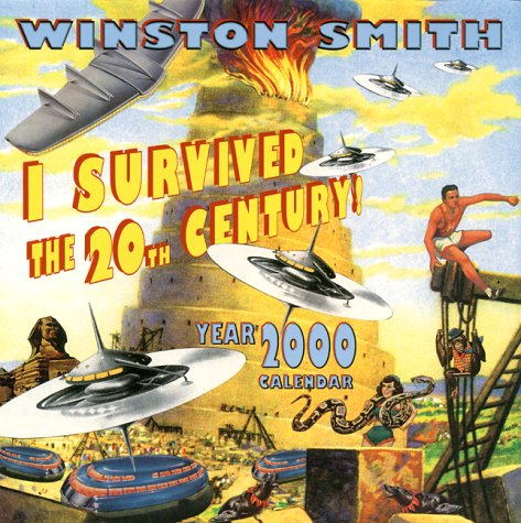 9780867194821: The Montage Art of Winston Smith Millenium Calendar