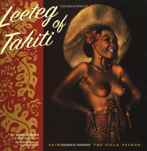 9780867194890: LEETEG OF TAHITI