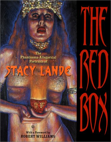 9780867195002: The Red Box: The Phantasma-Allegorical Portraits of Stacy Lande