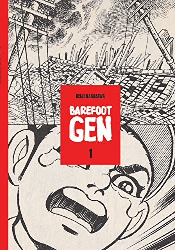 9780867196023: A Cartoon Story of Hiroshima: No. 1 (Barefoot Gen)