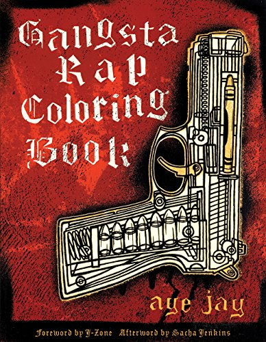 9780867196047: Gangsta Rap Coloring Book