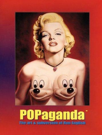 9780867196153: Popaganda: The Art And Subversion Of Ron English