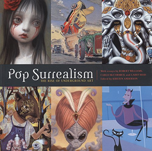 9780867196184: Pop Surrealism: The Rise of Underground Art