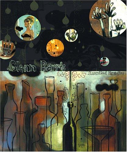 9780867196566: Glenn Barr's Haunted Paradise: The Art of Glenn Barr