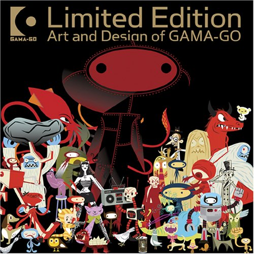 9780867196818: Limited Edition: Art and Design of Gama-Go