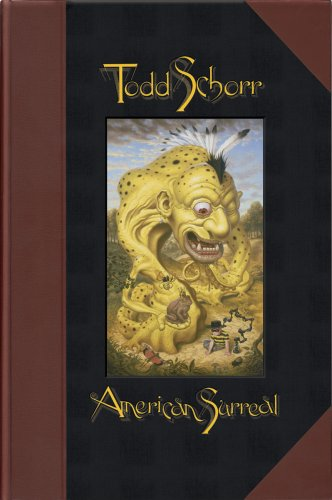 9780867197099: American Surreal: The Art of Todd Schorr