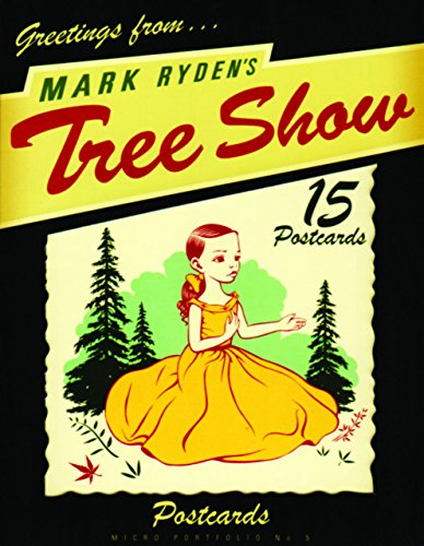 9780867197167: Tree Show Postcard Microportfolio: Microportfolio 5 (Postcard Book)