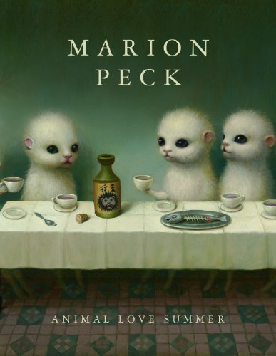 9780867197419: Marion Peck: Animal Love Summer
