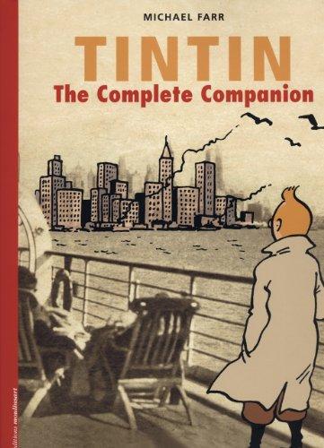 9780867197549: Tintin: the Complete Companion