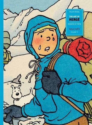 The Art of Herge, Inventor of Tintin: Philippe Goddin