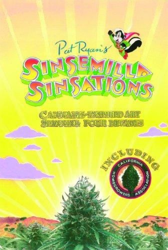 9780867197662: Sinsemilla Sinsations: Cannabis-Inspired Art Spanning Four Decades: Postcards