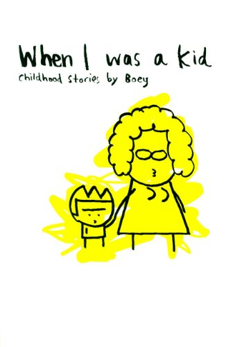 9780867197853: When I Was a Kid: childhood stories by boey