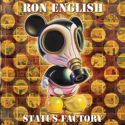 9780867197891: Status Factory: The Art of Ron English