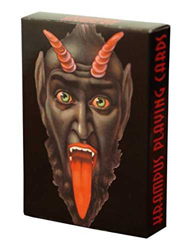 9780867197921: Krampus Playing Cards