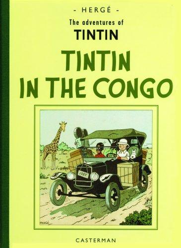 Tintin in the Congo (Adventures of Tintin): Herge